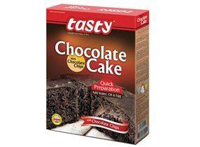 کیک چیپس شکلات